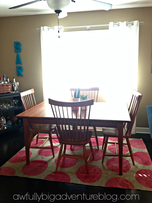 Dining Room | Awfully Big Adventure