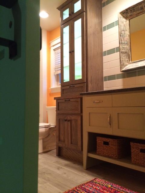 Mama's Bathroom Reno | Awfully Big Adventure Blog